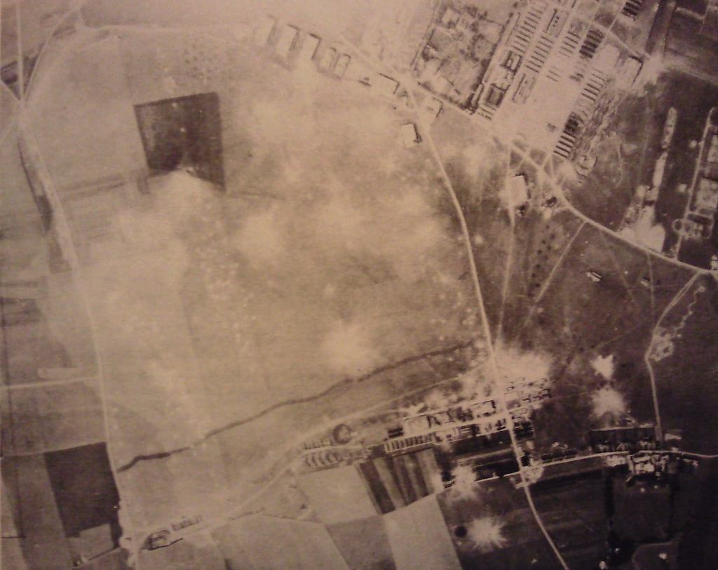 Heavy Luftwaffe raids on Manston and Ramsgate on 24th August